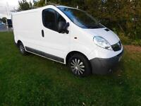 Vauxhall Vivaro 2700CDTI SWB SHR NO VAT TO PAY