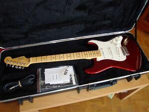 Fender Stratocaster American Standard Fat 50's échange possible