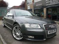 2008 Audi S8 5.2 FSI Auto Quattro 4DR 58 REG Petrol Grey