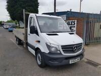 Mercedes-Benz Sprinter 2.1TD 313CDI LWB MANUAL WHITE DIESEL VAN