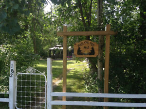 Run On Inn CABIN/COTTAGE FOR RENT/RENTAL - Whytewold MB