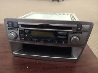 2002-2005 Honda Civic SIR EP3 Radio/CD deck