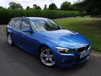 BMW 3 SERIES 330D BLUEPERFORMANCE M SPORT TOURING [START/STOP] 2013/63