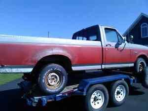 F150 parts truck