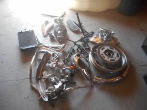 Pieces de moto Kawasaki Vulcan 1600
