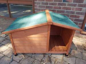 Medium Size Dog Kennel Magill Campbelltown Area Preview