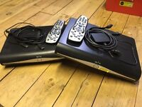 Two Sky+ hd boxes