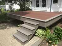 Need a new deck or stairs this summer!! Red seal carpenter