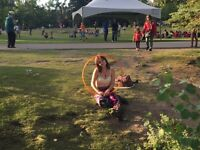 Custom Made Hula Hoops and Lessons