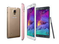 !! New Samsung Note 4 Copy Grade A+ Unlocked-Déverrouill 245$ !!