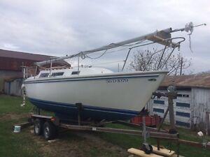 Voilier CATALINA 25'
