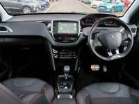 2016 Peugeot 2008 1.2 PureTech 110 GT Line 5dr EAT6 Auto Estate Petrol Automatic
