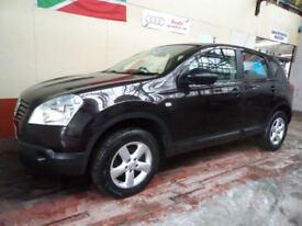 Nissan Qashqai 1.6 2WD Visia 3 MONTHS WARRANTY FREE