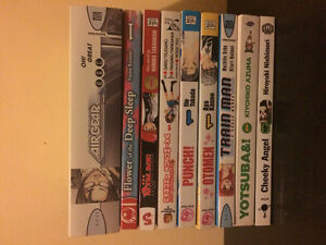 Assorted manga $5 each