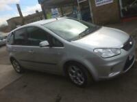 Ford C-MAX 2.0 auto Zetec - 2008 57-REG - FULL MOT ON PURCHASE, used for sale  Cleckheaton, West Yorkshire