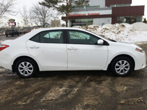 2015 Toyota Corolla. Car Starter  + 2 Sets of Tires