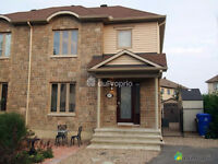 Semi home in Aylmer, Qc great location