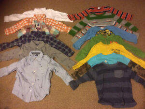 Brand Name Boys Clothes Size 3