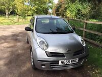 Nissan Micra 1.2, 2005. Low mileage