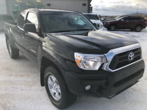 2015 Toyota Tacoma Pickup 4X4 TRD,REAR CAMERA,ONE OWNER NO ACCID