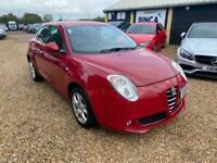 2010 Alfa Romeo MiTo 16V LUSSO Hatchback Petrol Manual