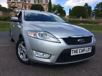 Ford Mondeo 1.8TDCi 125 6sp 2009.5MY Zetec FSH ONLY 65000 MILES FSH