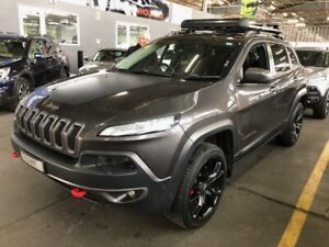 2014 jeep cherokee trailhawk auto 4x4 SUV North Hobart Hobart City Preview
