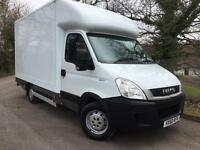 2011 Iveco Daily 2.3TD 35S13 MWB BOX/LUTON Van, 1 Owner, FSH