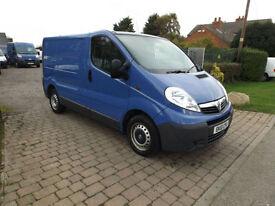 2010 10 Vauxhall Vivaro 2.0CDTi 2700 SWB NO VAT
