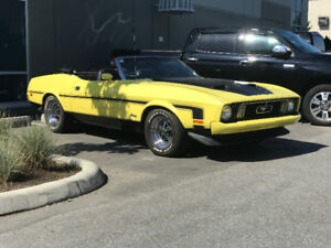 1973 Ford Mustang Convertible........Must Sell...