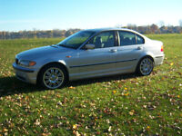 2004 BMW 325 XI AWD Sport Pack - AUTOMATIQUE - 96 143 KM