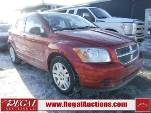 2010 DODGE CALIBER  4D HATCHBACK