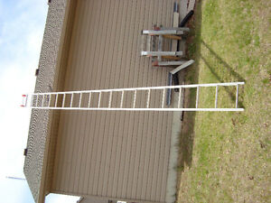 20 FOOT ALUMINUM LADDER