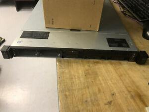 HP ProLiant DL360 G10 1U (2x CPU 4x HDD)