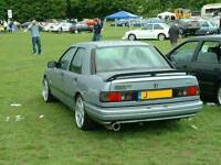 WANTED DO YOU NEED A QUICK AND NEED IT GONE HASSLE FREE SALE FORD SIERRA SAPPHIRE RS COSWORTH URGENT
