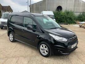 FORD TRANSIT 200 CONNECT LIMITED 1.5 EURO 6 ULEZ COMPLIANT +AIR +MET PAINT