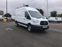 Ford Transit 350 L3 H3 VAN 125PS EURO 5 DIESEL MANUAL WHITE (2014)