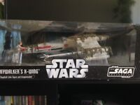 Star Wars X-Wing With Luke NEW!