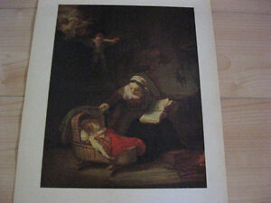 Print of etching and prints from Rembrandt Kitchener / Waterloo Kitchener Area image 4