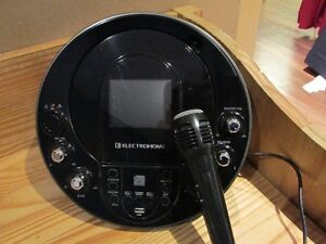 Lecteur Karaoké CD+MP3