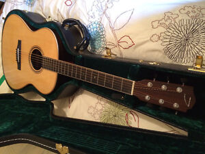 Thompson T1 DLX Acoustic Guitar