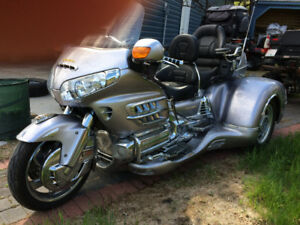 Motorcycle for sale (Trike) Honda Goldwing