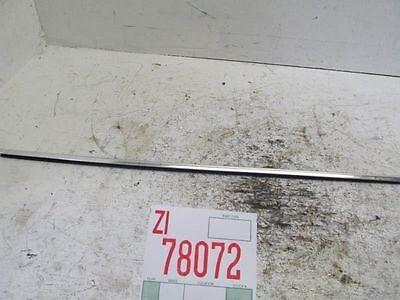 96 97 98 99 00 01 BMW 740IL LEFT DRIVER FRONT OUTER WEATHER STRIP BELT TRIM OEM