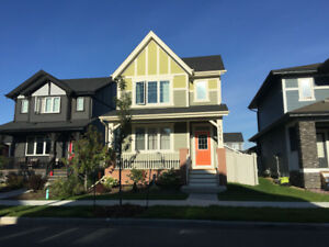House for rent in beautiful Griesbach community