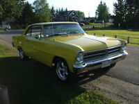Acadian Canso - like a Chevy II