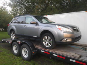 2010-2013 Subaru Outback (parting out)