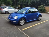 VW Beetle in good condition