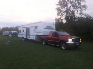5th Wheel and Trailer Relocation