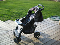 Graco™ Ready2Grow™ Viceroy Stand & Ride Tandem Stroller