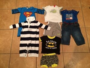 150 items Baby boy clothes